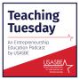 Artwork for Ep. 39: Storytelling in Entrepreneurship Education with Justin Wolske