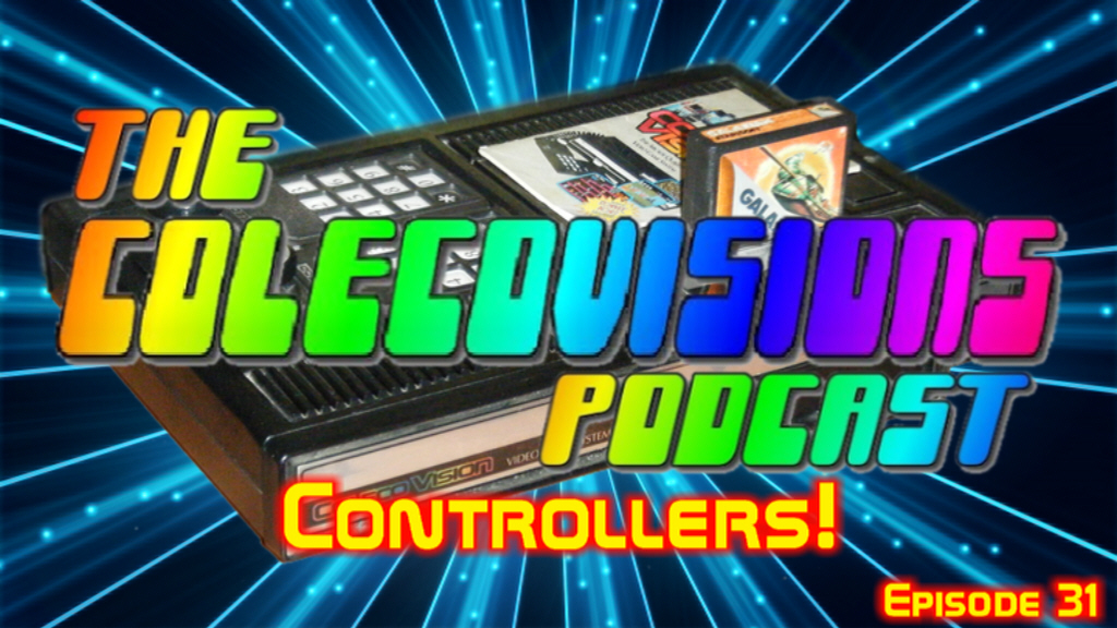 Episode 31 - Controllers! show art