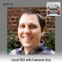 Artwork for DTFT 6: Local SEO with Cameron Urry