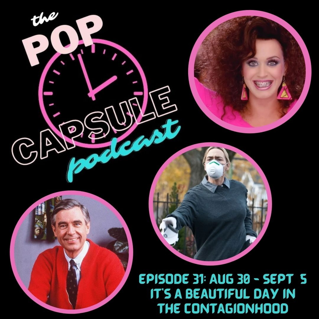 Episode 31 - It's a Beautiful Day in the Contagionhood show art