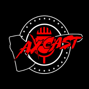 Artwork for AxeCast - EP04 - Dowie James