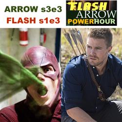 s3e3 Arrow - s1e3 The Flash