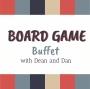 "Artwork for Board Game Buffet Episode 8 ""Thunderbirds"""