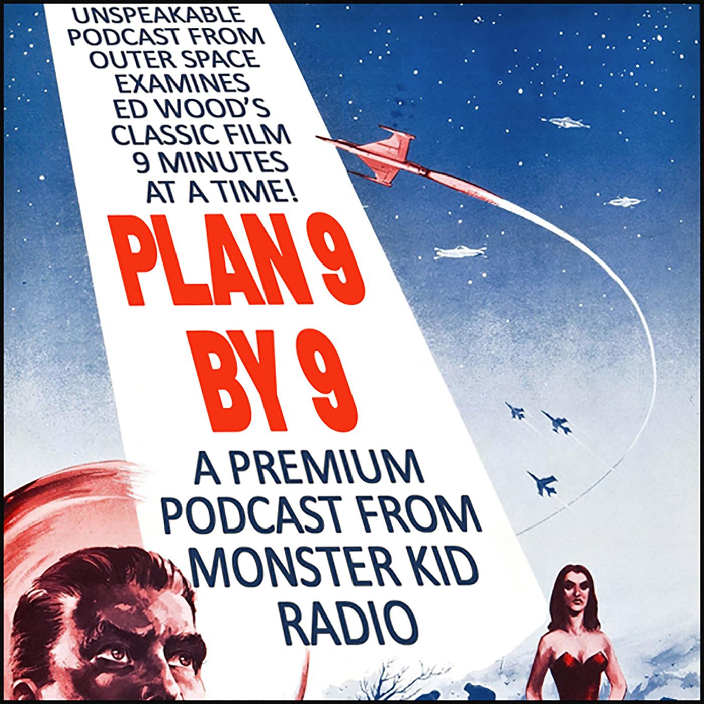 Plan 9 by 9 show art