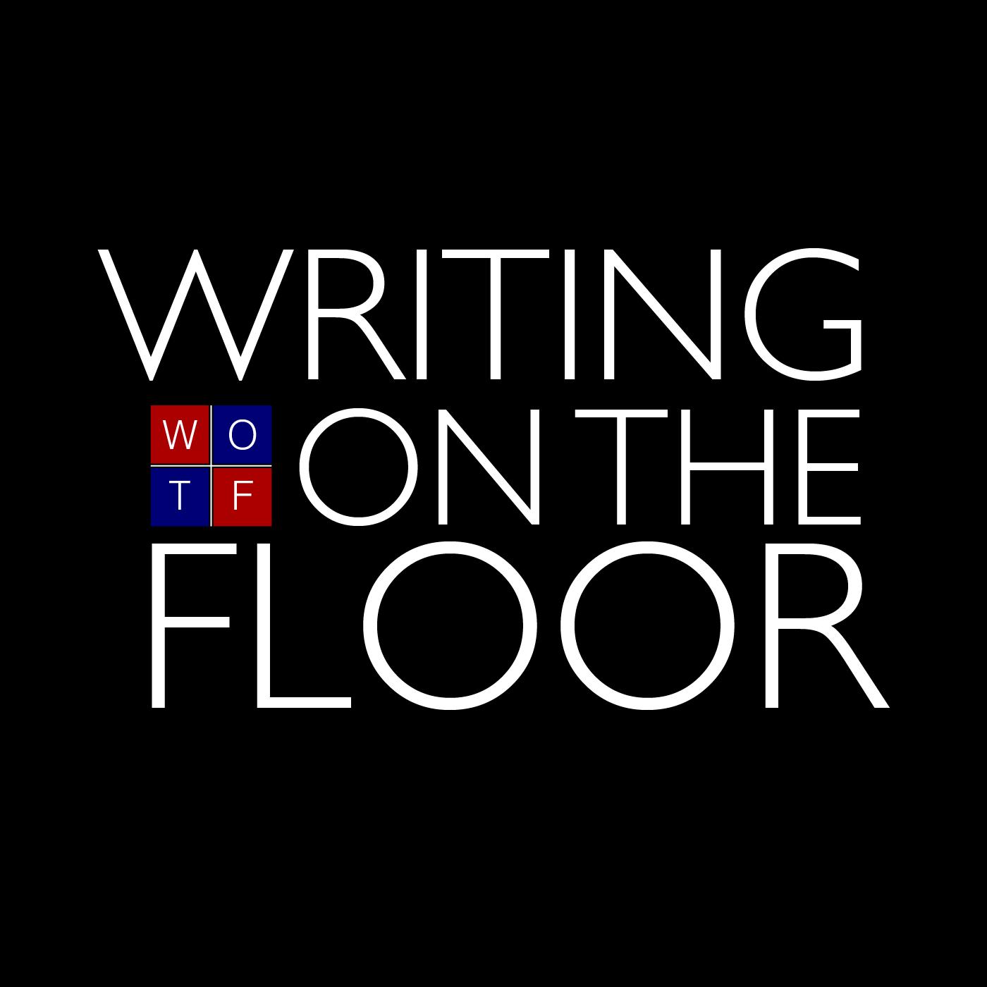 Writing on the Floor logo