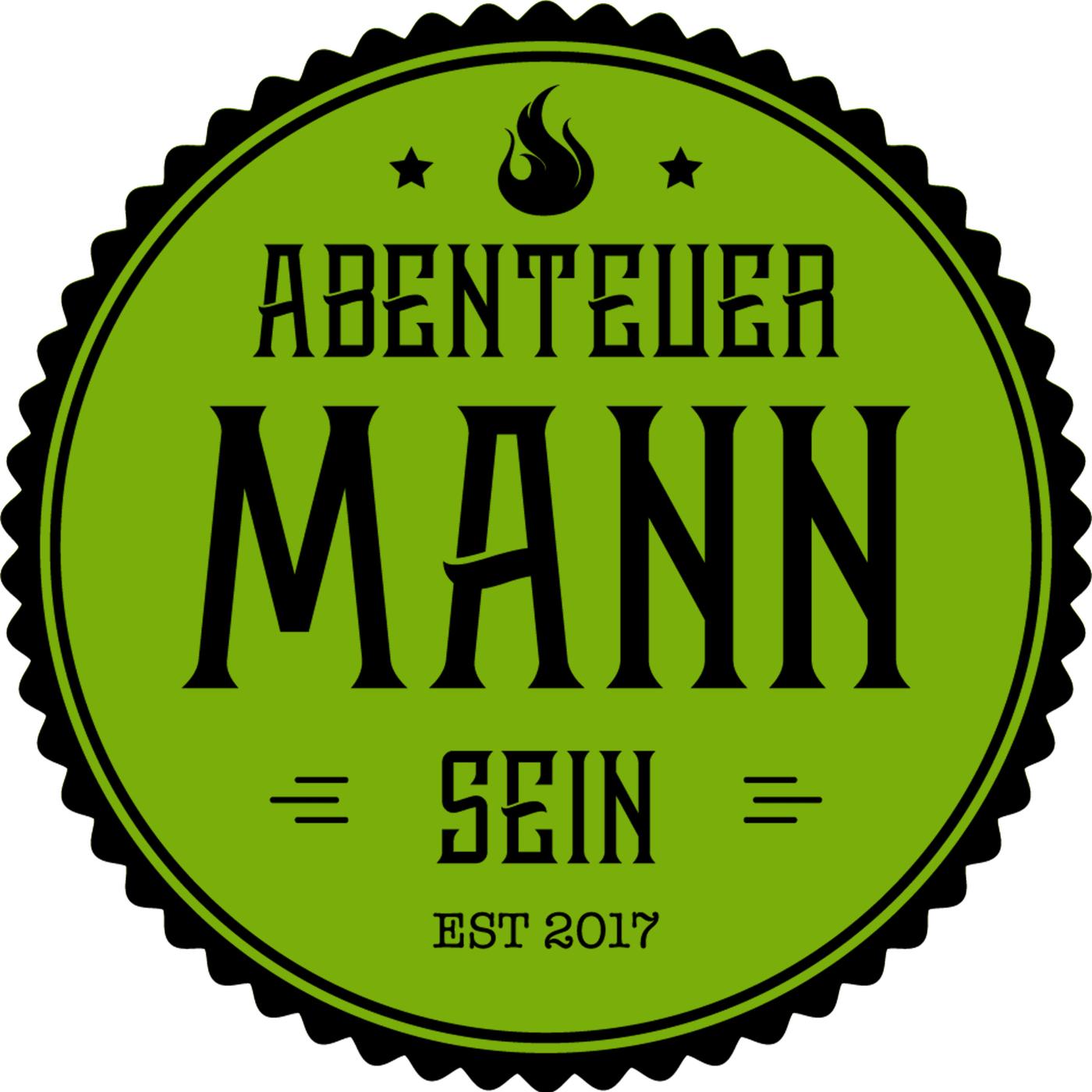 Abenteuer. Mann. Sein. -  Der Männer-Podcast mit Tobias Niewöhner show art