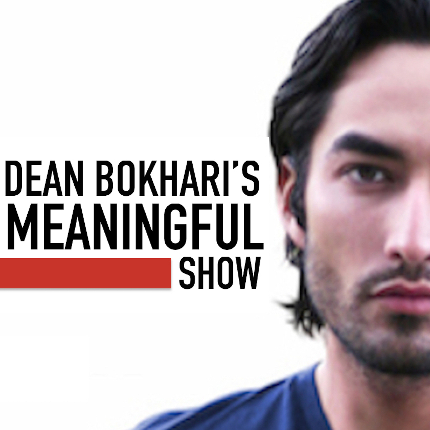 Dean Bokhari's Meaningful Show show art