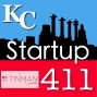 Artwork for KC Startup 411 Ep 2 - Bryan Azorsky Founder of Tin Man Prints and co-organizer of 1 Million cups KC.