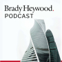 Artwork for Episode 1 - Welcome to the Brady Heywood Podcast