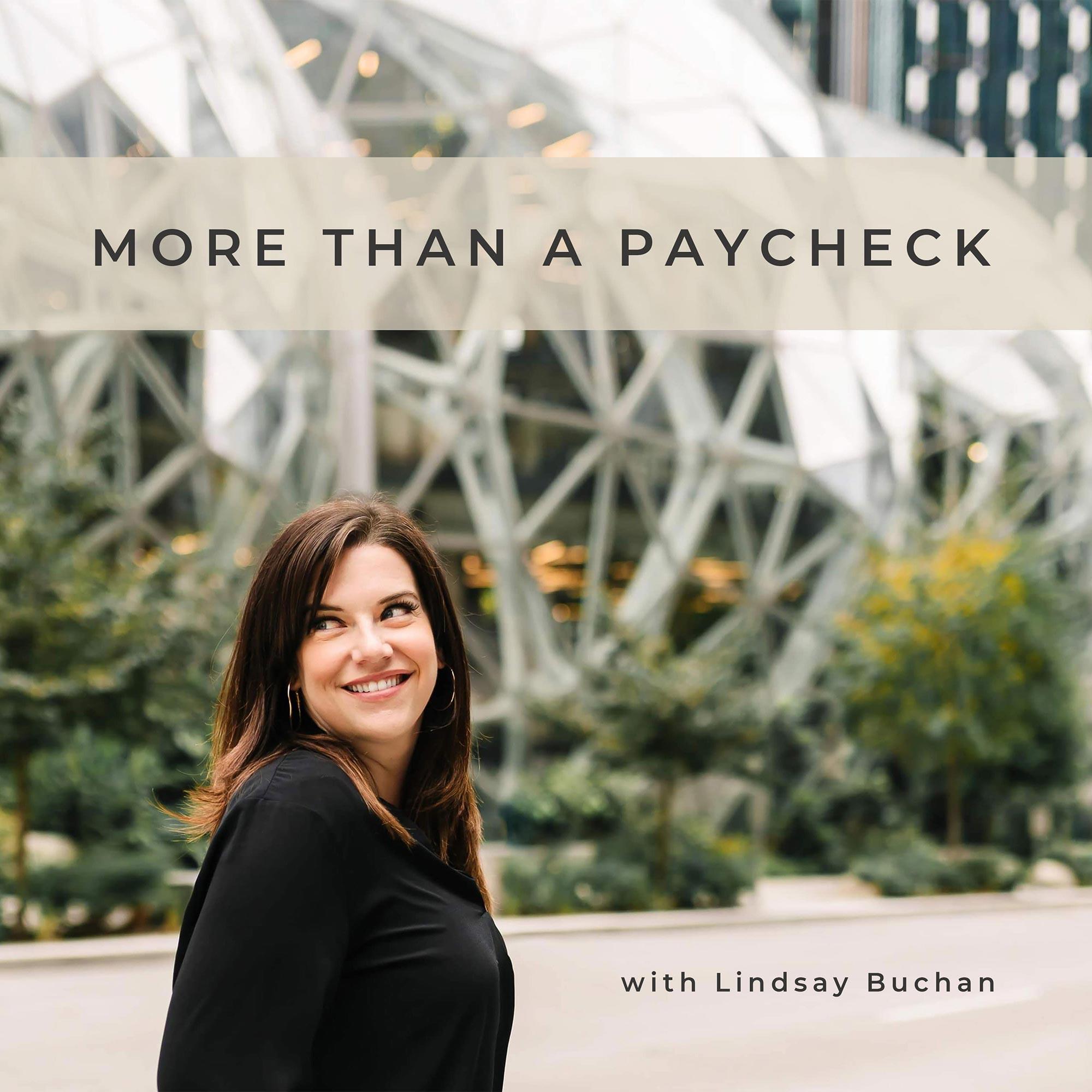 More Than A Paycheck show art