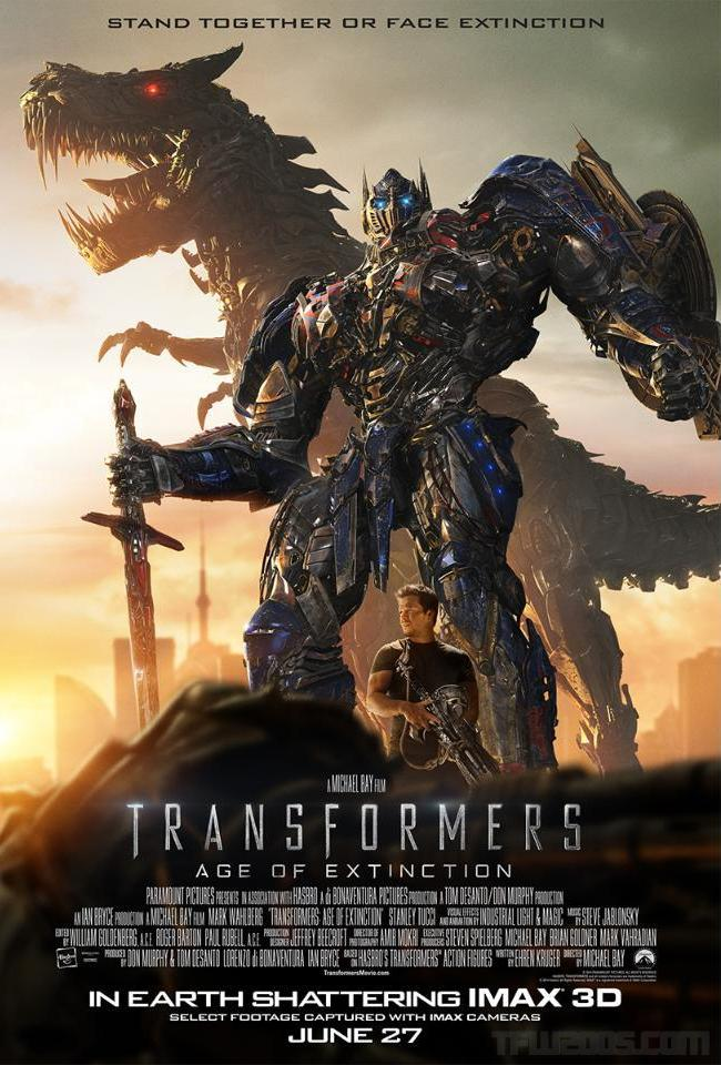 Ep. 17 - Transformers Age of Extinction (Masters of the Universe vs. G.I. Joe Rise of Cobra)
