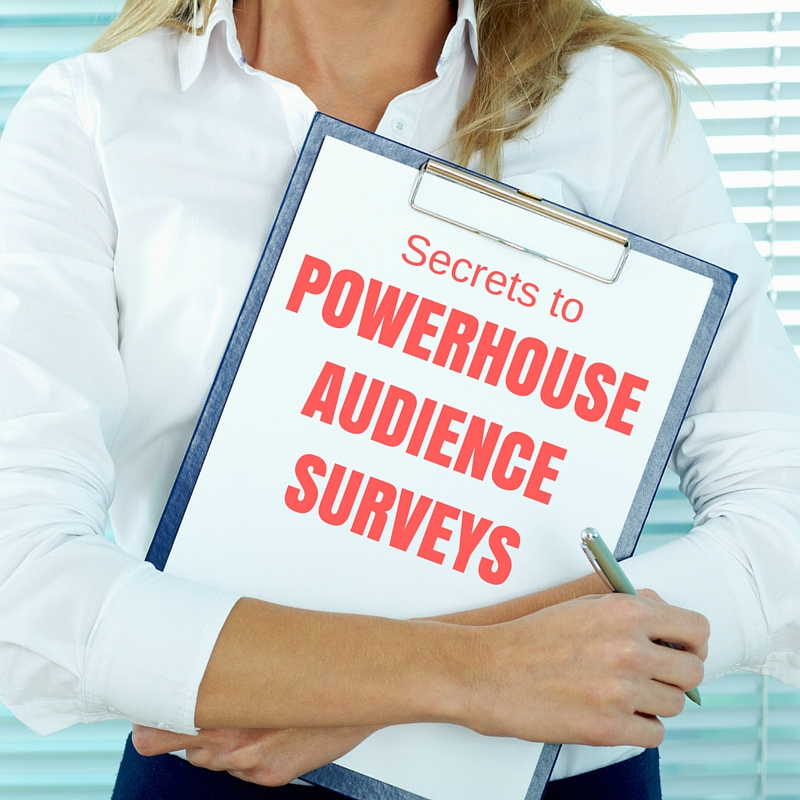 Content Marketing Podcast 183: Secrets to Powerhouse Audience Surveys