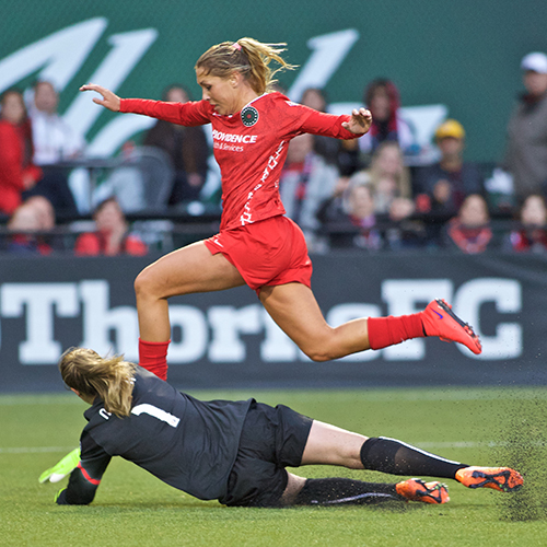 Sean McAuley, Allie Long | Talk Timbers - April 15, 2015