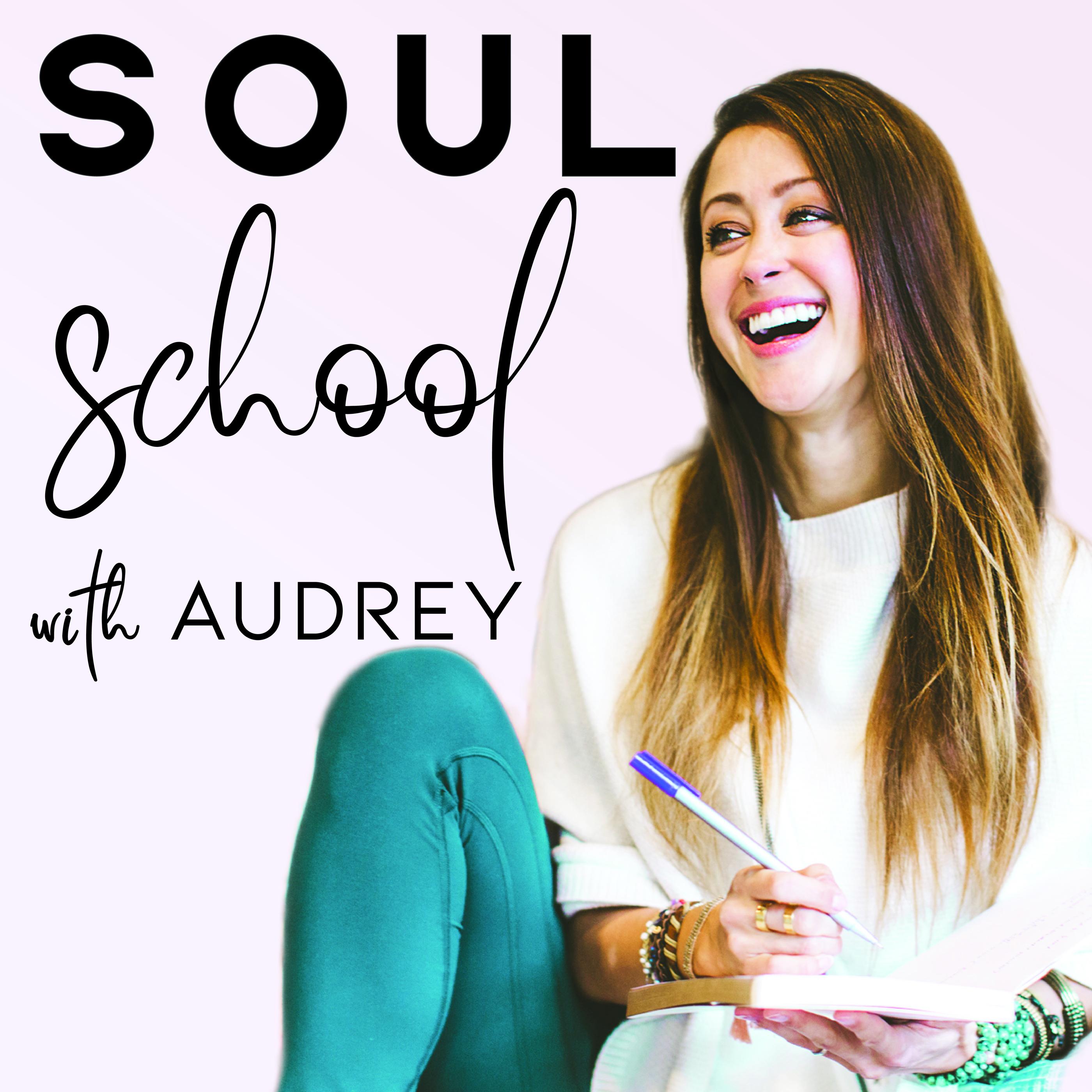 SOUL SCHOOL with Audrey show art