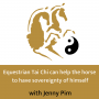 Artwork for Equestrian Tai Chi can help the horse to have Sovereignty of Himself!