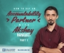 Artwork for 300: How to Get an Accountability Partner with Akshay Nanavati [Part 1]