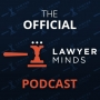 Artwork for Lawyer Minds Podcast #2 – Bourbon Justice w/ Brian Haara