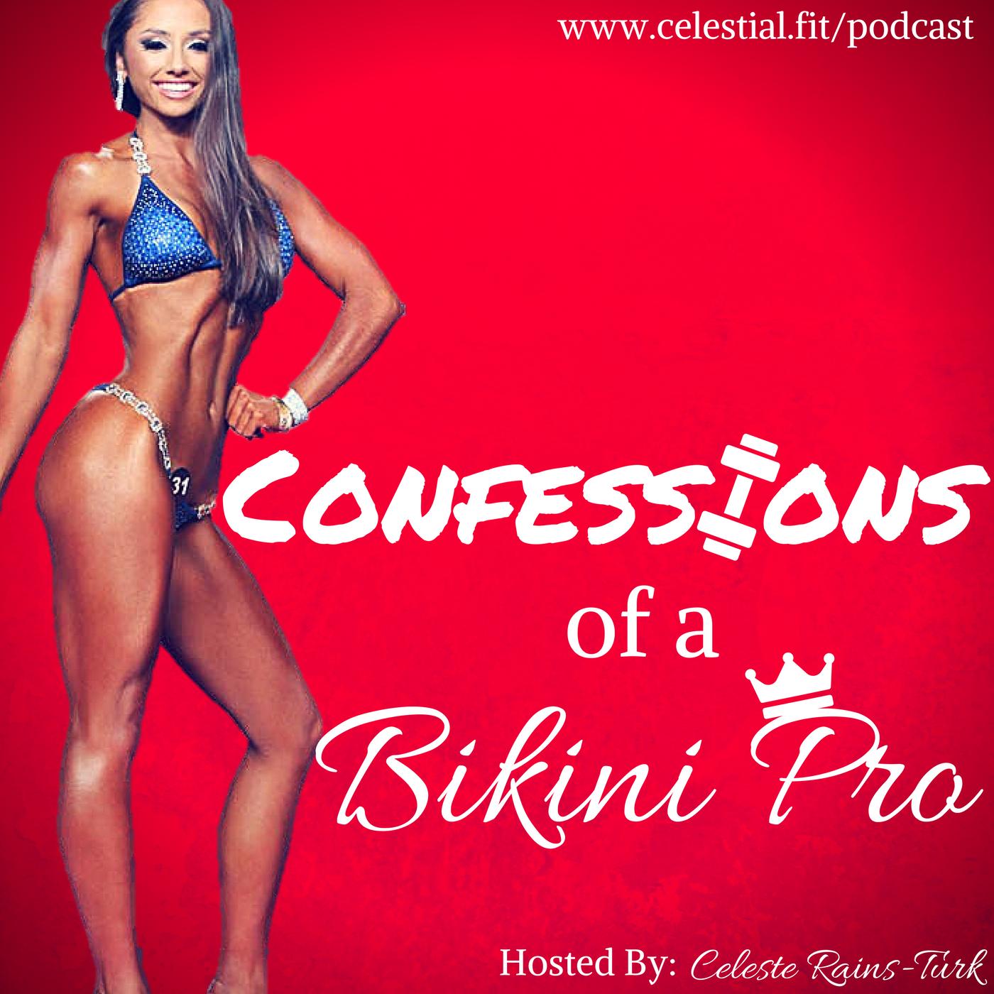 Confessions of a Bikini Pro show art