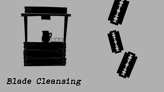 FistShark Marketing 26: Blade Cleansing