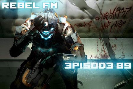 Rebel FM Episode 89 - 01/21/11