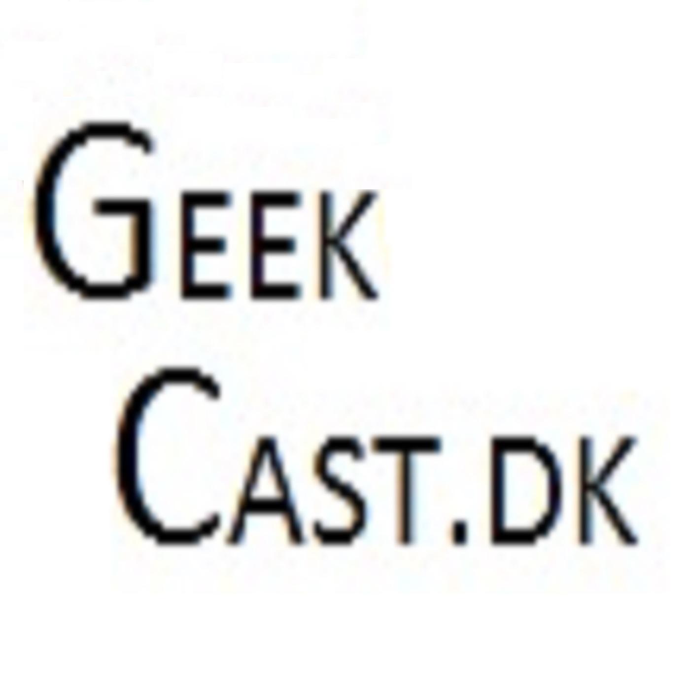 GeekCast.dk show art