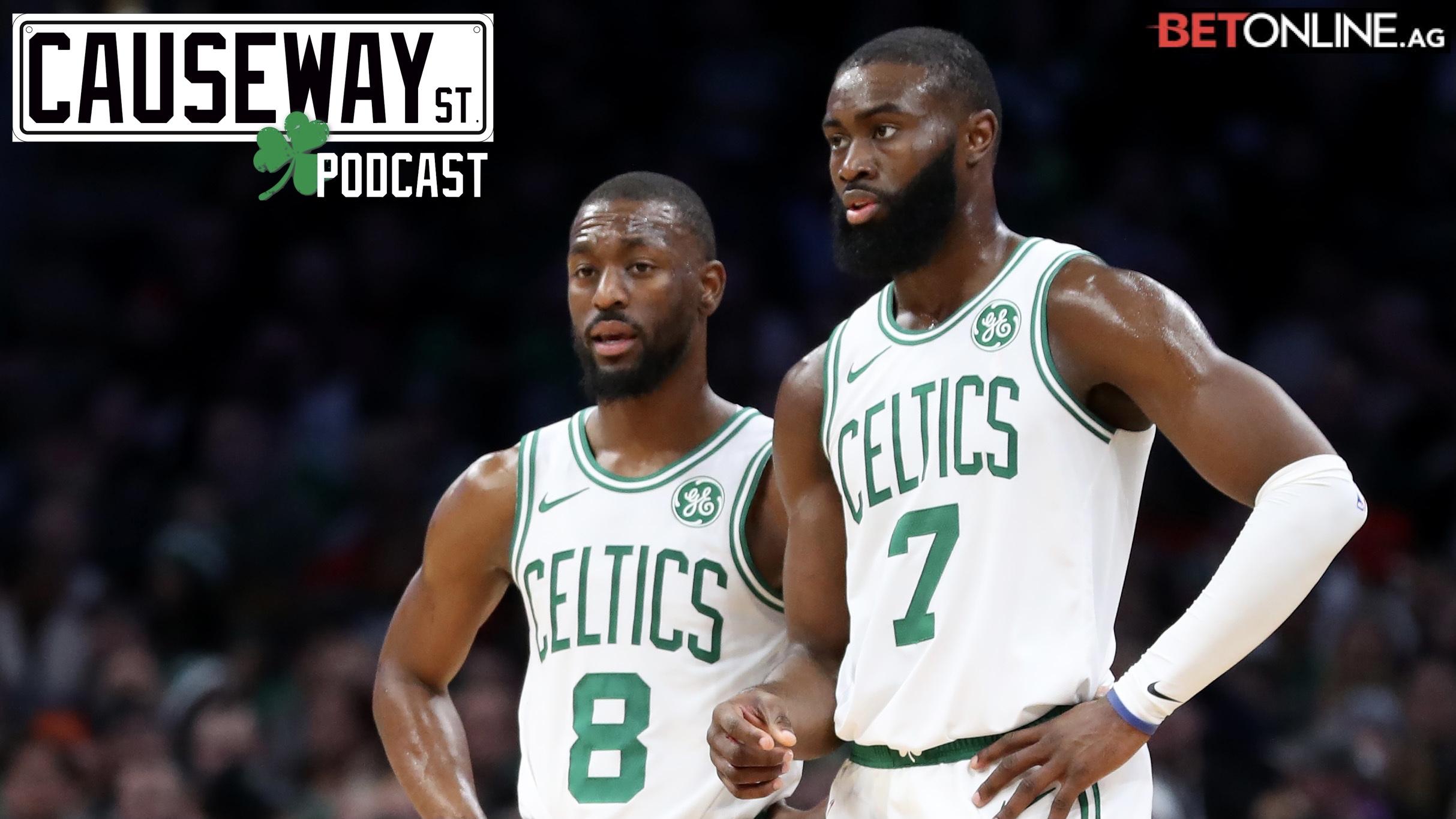 259: Celtics' health + Play-In Tournament