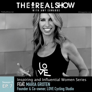 TRS Season 3, Episode 7: Inspiring and Influential Women feat. Maria Groten