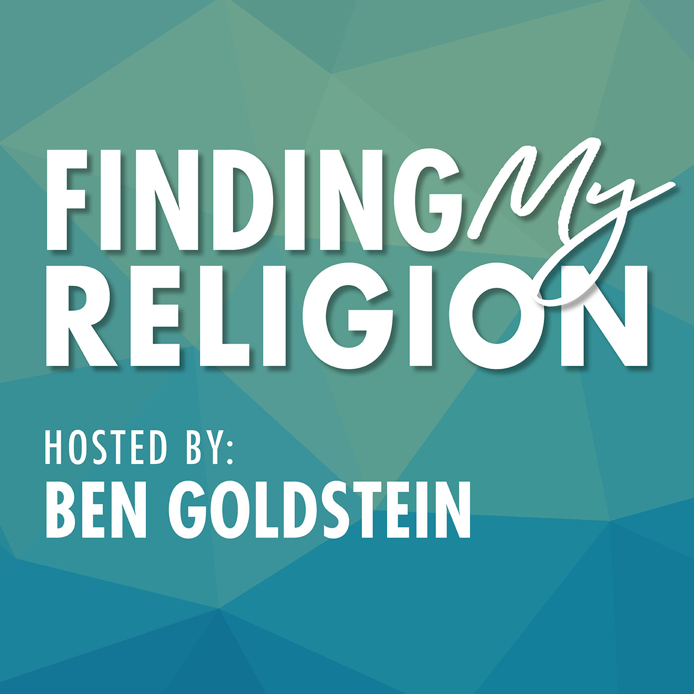 Finding My Religion, a Podcast show image
