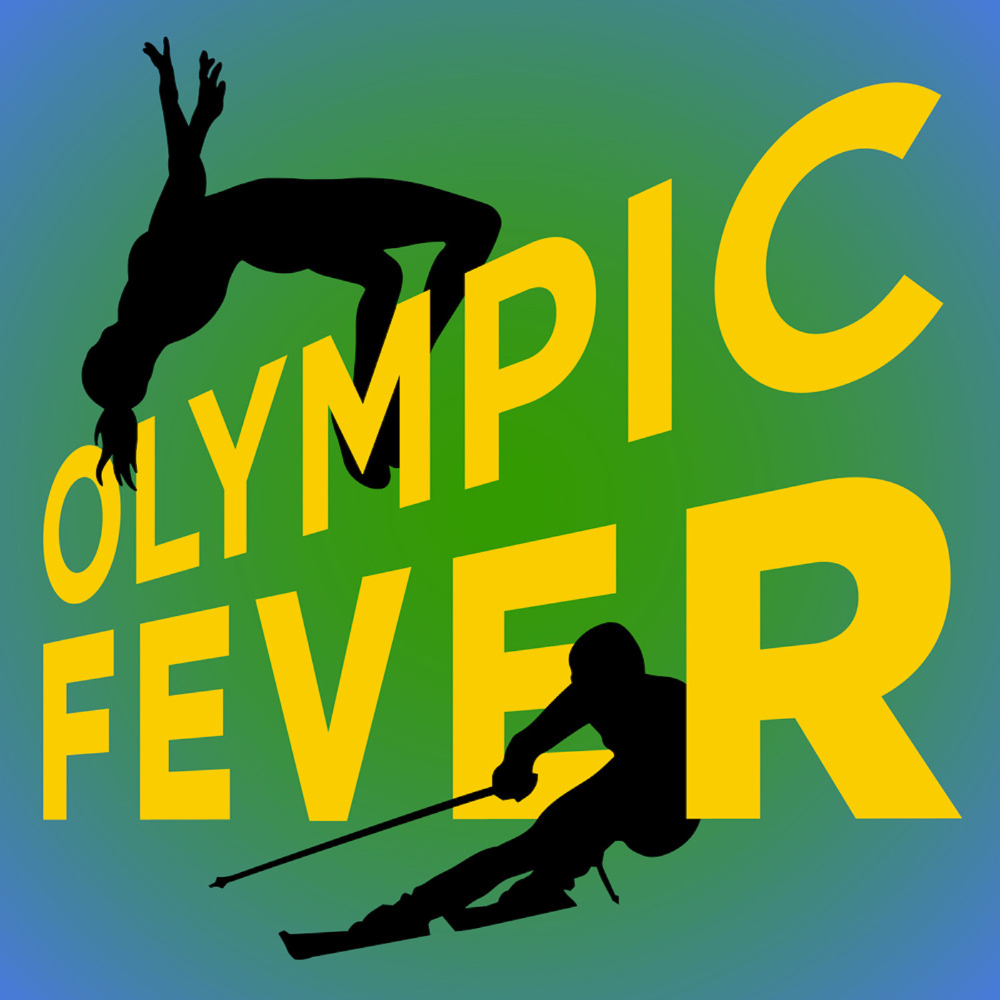 Olympic Fever show art