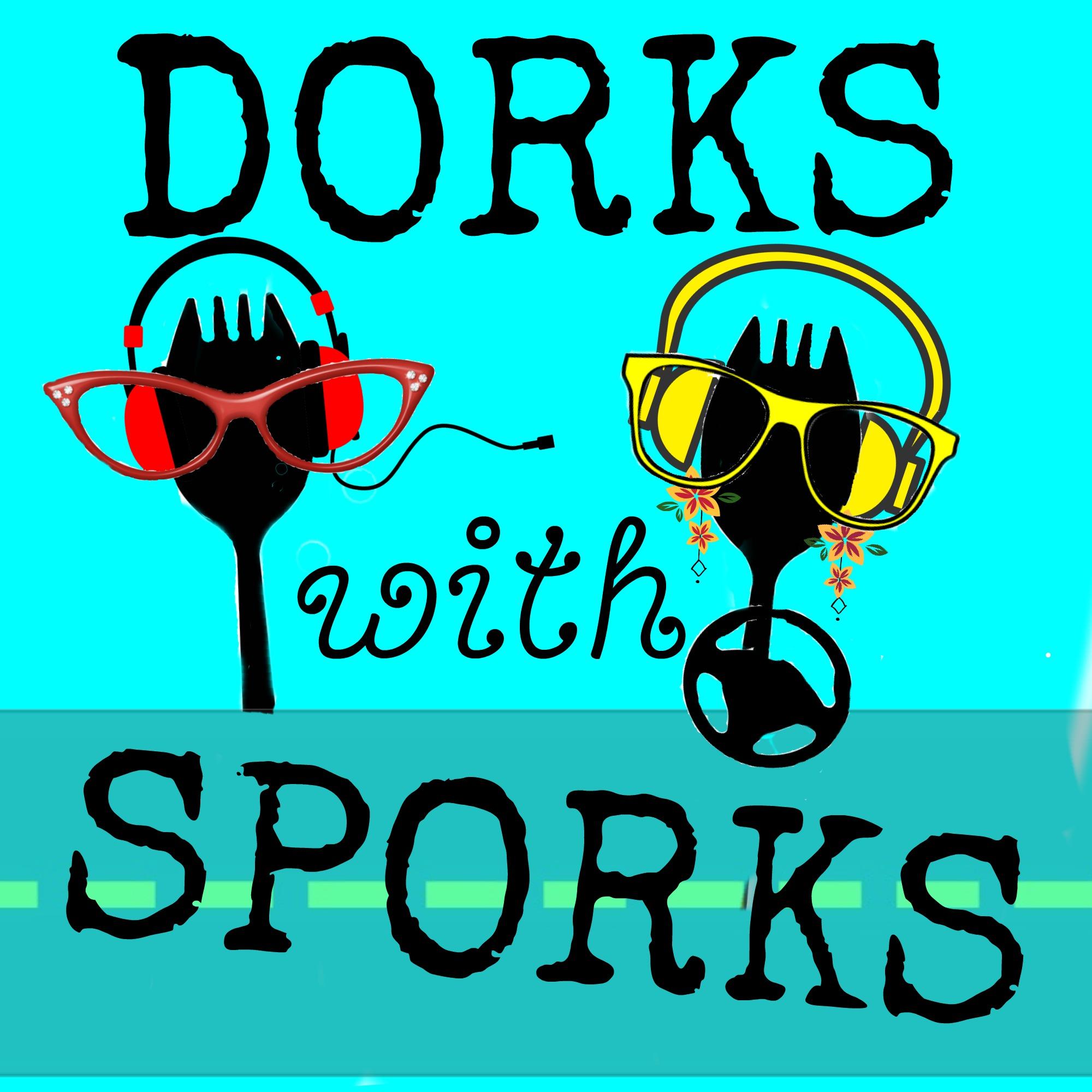 dorkswithsporks's podcast show art