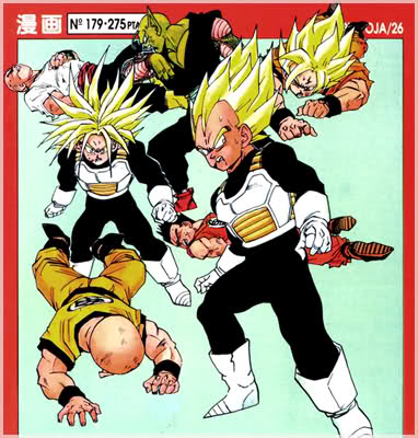 Consider, dragon ball z chi chi comics topic simply