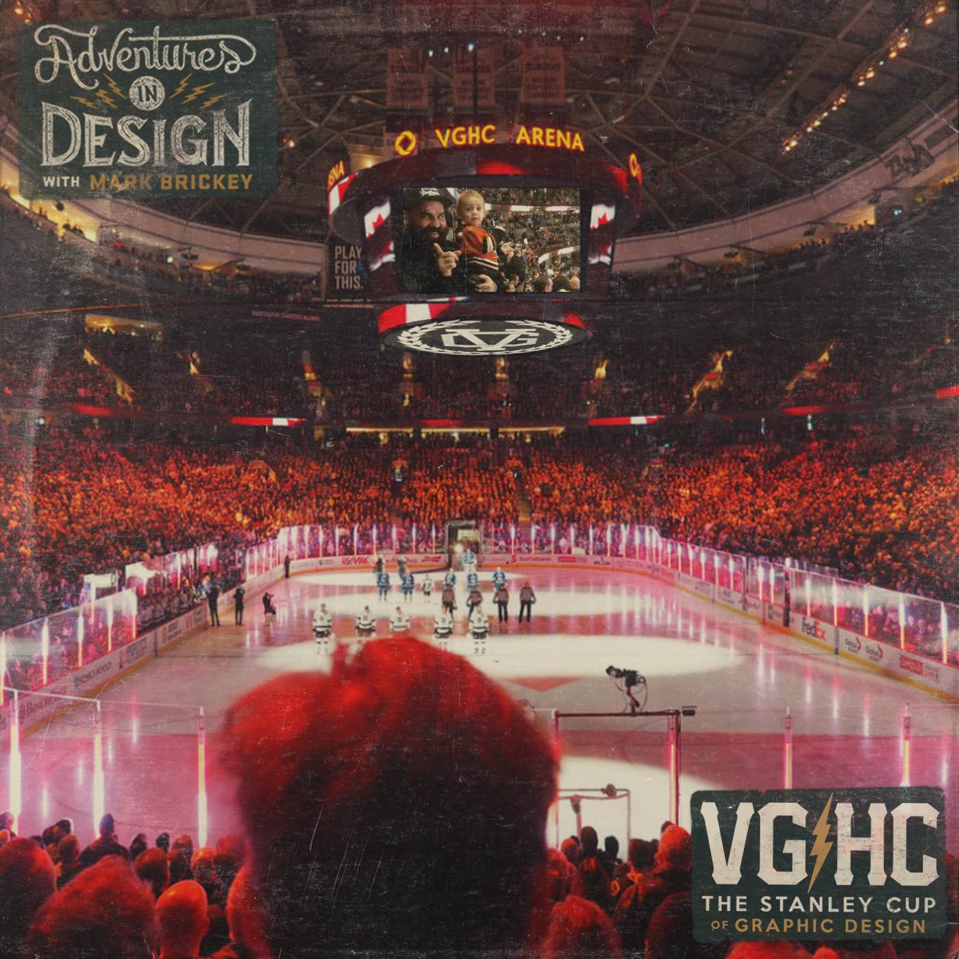 371 - The Stanley Cup of Graphic Design with The Violent Gentlemen Brian Talbert and Mike Hammer