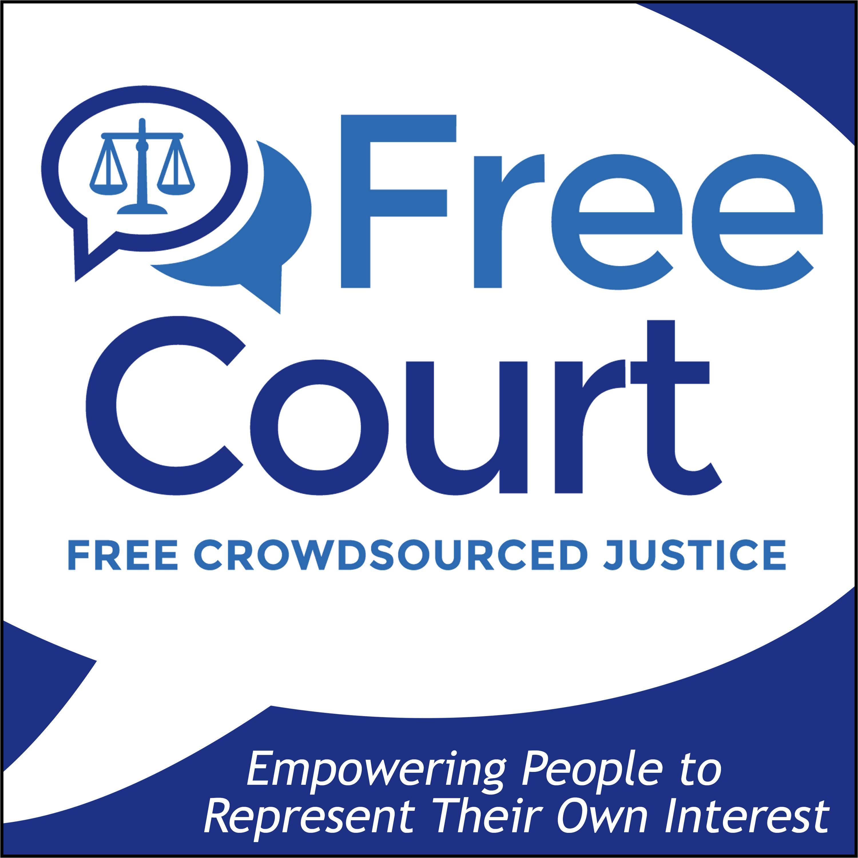 Free Court Show with Jason Hartman logo