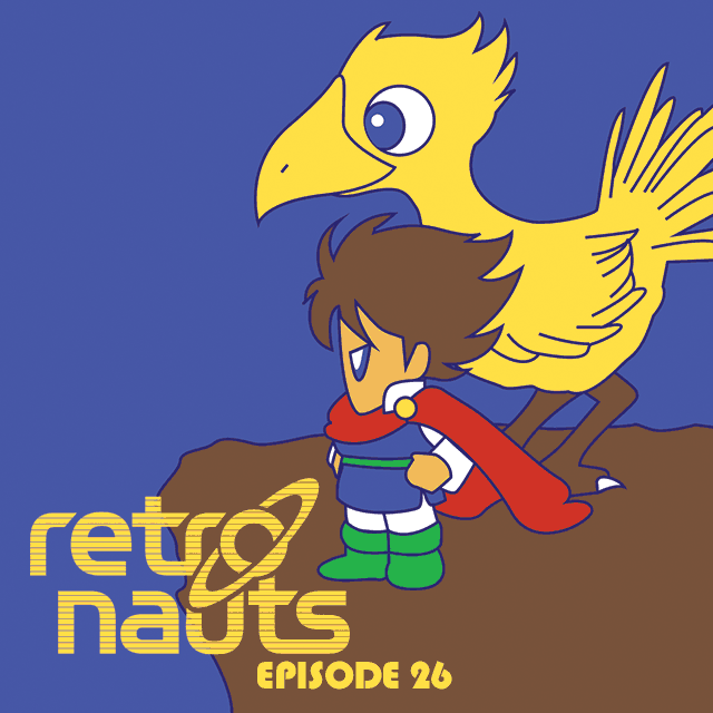 Retronauts Vol. III Episode 26: RPG Battle Systems