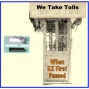 Artwork for EP070--Wrong Foot's Podcasts of Yesteryear:  We Take Tolls, When EZ First Passed
