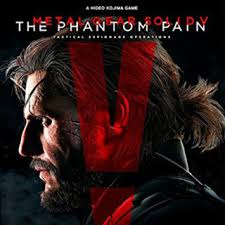 WHINECAST- 'Metal Gear Solid V: The Phantom Pain'