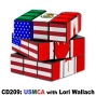 Artwork for CD209: USMCA with Lori Wallach