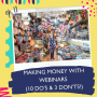 Artwork for Making Money With Webinars: 10 Do's & 3 Don'ts [Ep. 12]