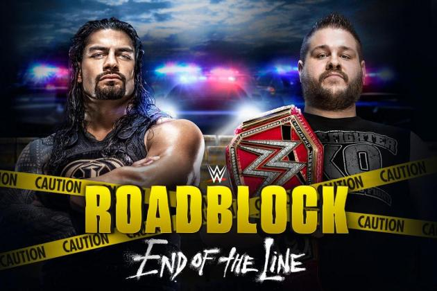 MarkSetGo! Podcast - Roadblock End of the Line 2016