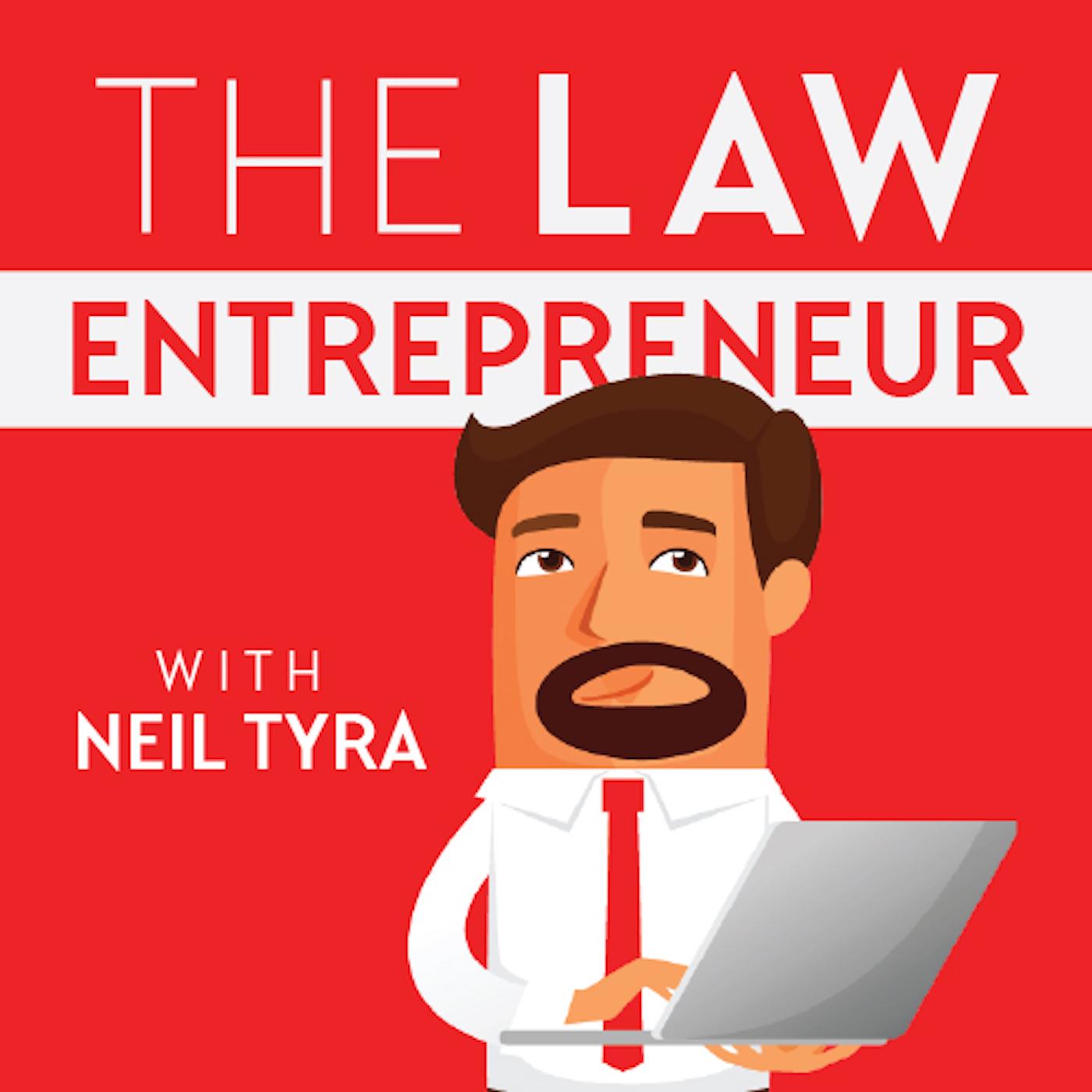 The Law Entrepreneur show art