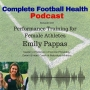 Artwork for Performance Training for Female Athletes with Emily Pappas