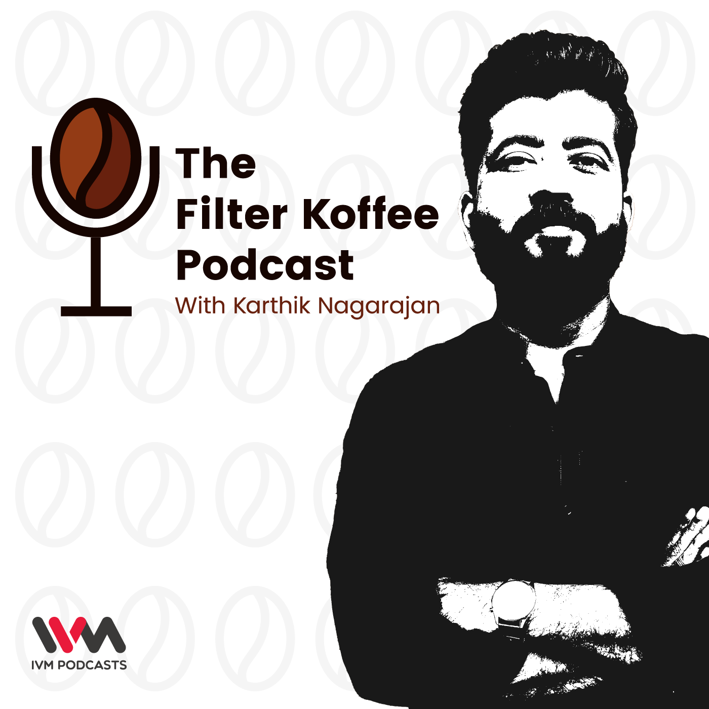 The Filter Koffee Podcast show art