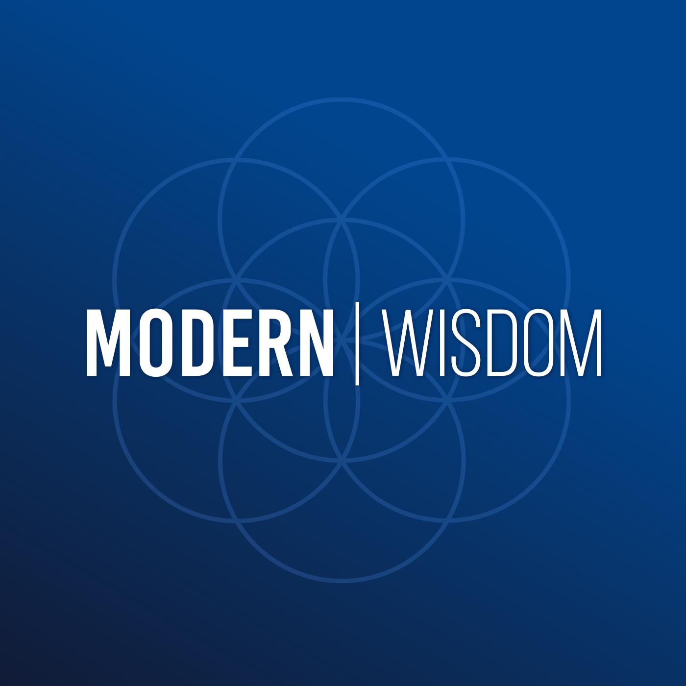Modern Wisdom show art