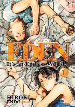 Podcast Episode 115: Eden Volume 1 by Hiroki Endo