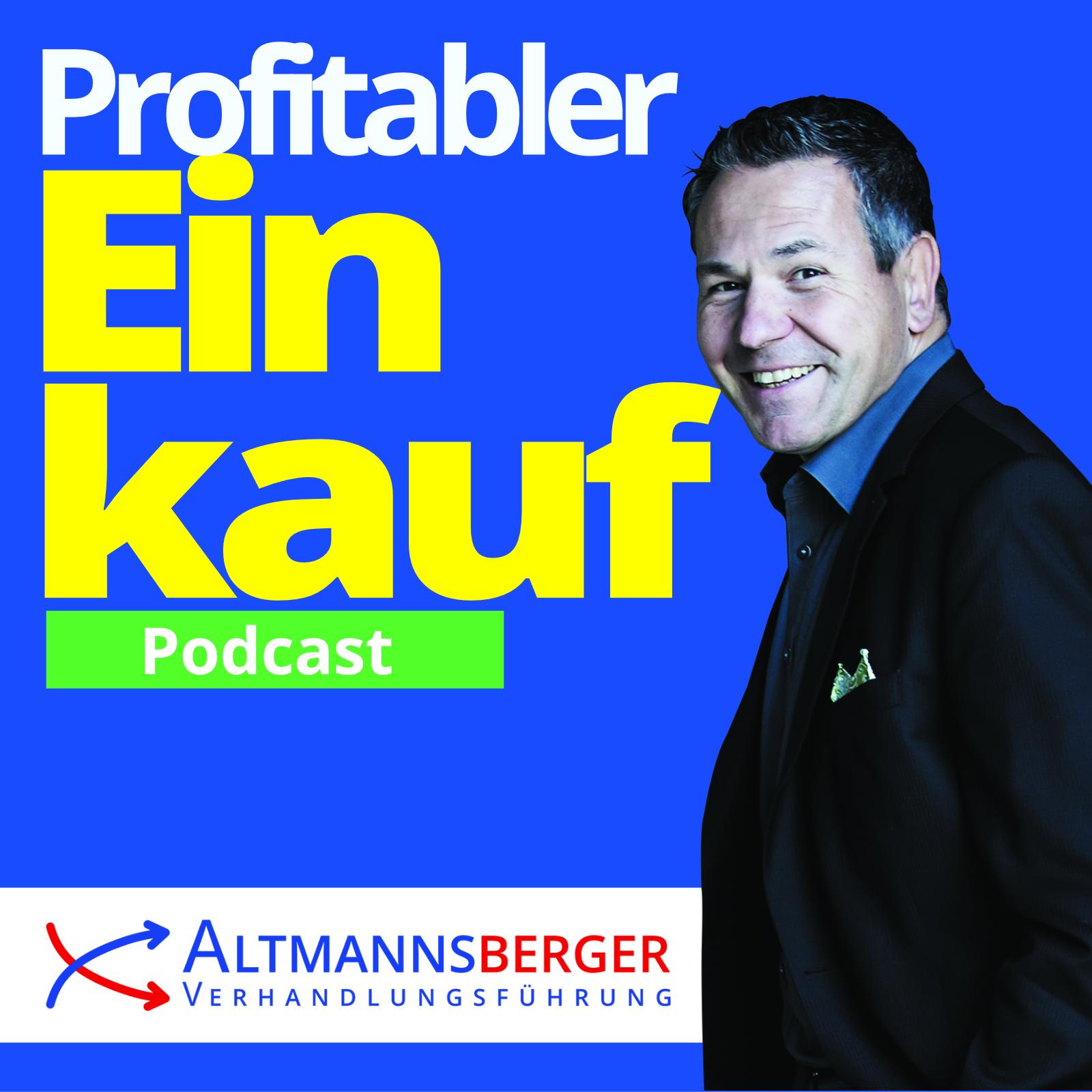 Verhandlungsführung für Einkäufer | Urs Altmannsberger | Preisverhandlungen| Jahresgespräche mit Lieferanten | Monopolisten und Monopole verhandeln | Savings und Gewinne steigern
