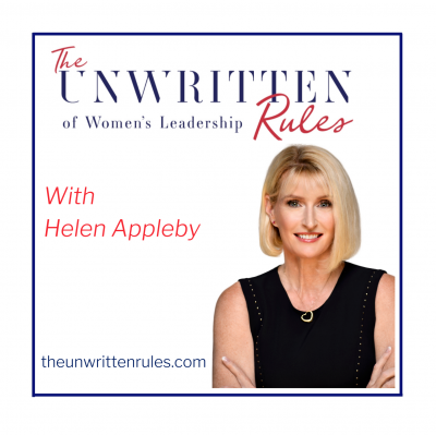The Unwritten Rules of Women's Leadership podcast show image