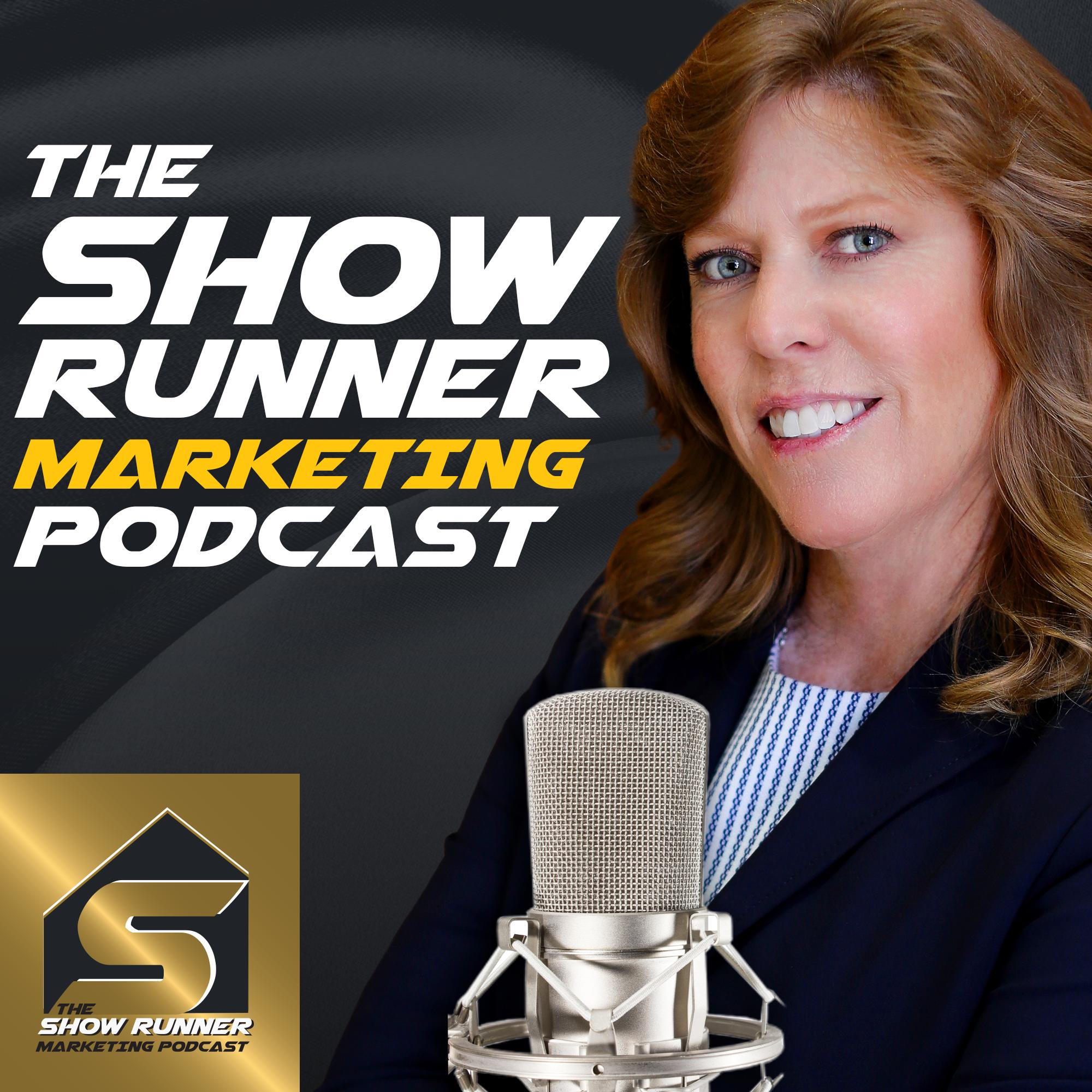 The Show Runner Marketing Podcast show art