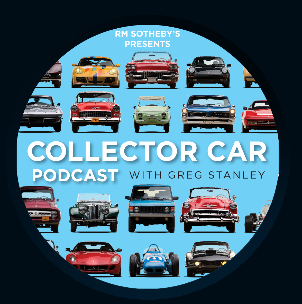 The Collector Car Podcast show art