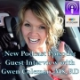 Artwork for Episode #13: Guest Interview with Gwen Coleman, MS, RD