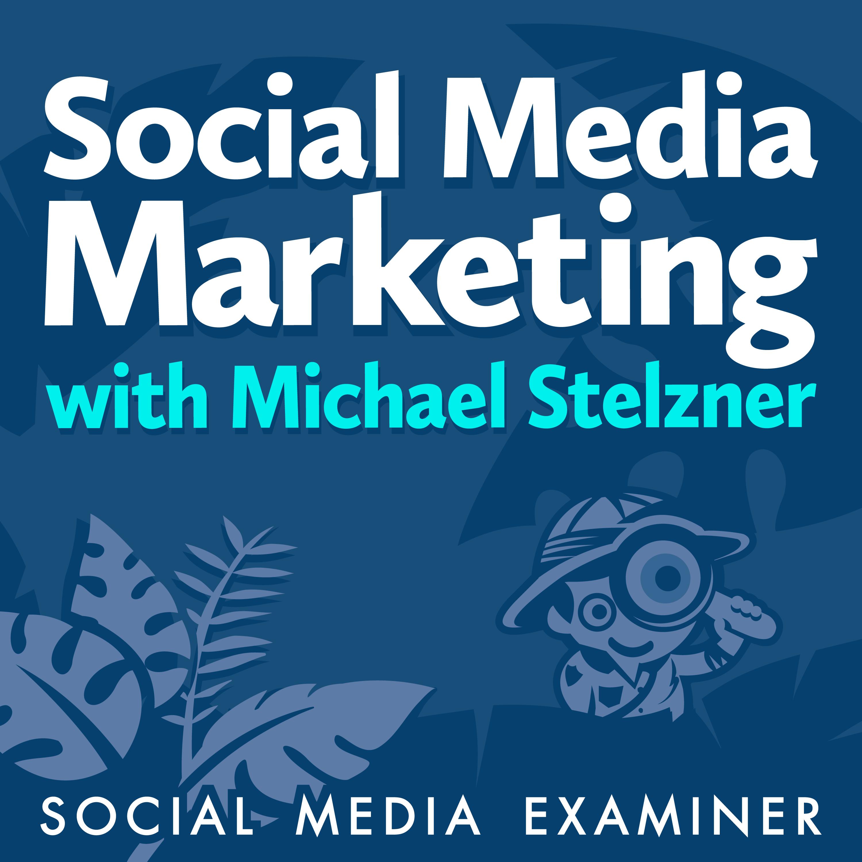 Social Media Marketing Podcast show art